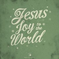 3:16 Church Inspirations - Jesus, Joy to the World