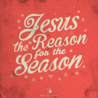 3:16 Church Inspirations - Jesus, Reason for the Season