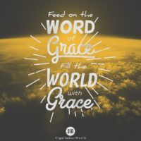 3:16 Church Inspirations - Fill the World with Grace