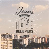 3:16 Church Inspirations - Jesus blesses the home