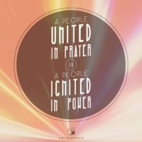 3:16 Church Inspirations - People United in Prayer