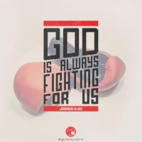 3:16 Church Inspirations - God is always fighting for us