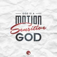 3:16 Church Inspirations - Motion Sensitive God