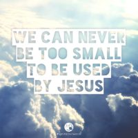 3:16 Church Inspirations - Never Too Small