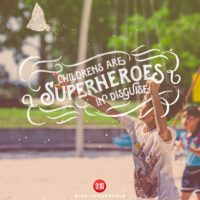 3:16 Church Inspirations: Superheroes in disguise