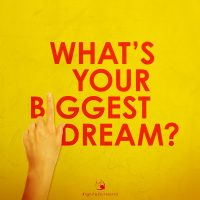 3:16 Church Inspirations - What's Your Biggest Dream