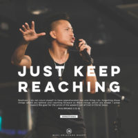 3:16 Church - Just Keep Reaching