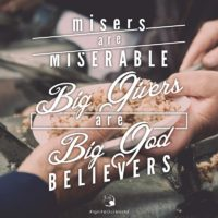 3:16 Church Inspirations - Big Givers