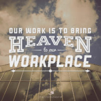 3:16 Church Inspirations - Bringing Heaven to Work