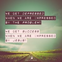 3:16 Church Inspirations - We get success when we are impressed by Jesus