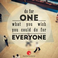 3:16 Church Inspirations - Do For One