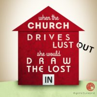 3:16 Church Inspirations - Drive Out Lust