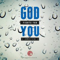 3:16 Church Inspirations - God Fights For You