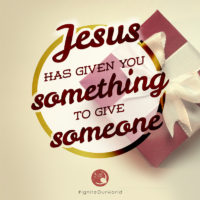 3:16 Church Inspirations - Jesus Has Given You Something