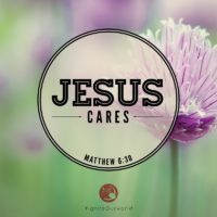 3:16 Church Inspirations - Jesus cares