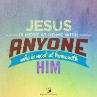 3:16 Church Inspirations - Jesus is most at home with anyone