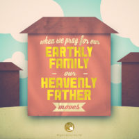 3:16 Church Inspirations - Pray for our earthly family