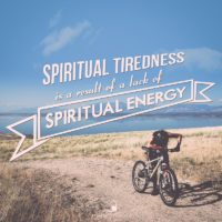 3:16 Church Inspirations - Spiritual Tiredness