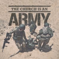 3:16 Church Inspirations - Church is Army
