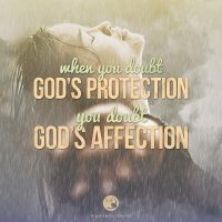3:16 Church Inspirations - God's protection and God's affection