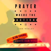 3:16 Church Inspirations - Prayer and Action