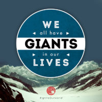 3:16 Church Inspirations - We all have giants