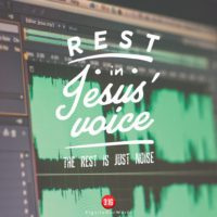 3:16 Church Inspirations - Rest in Jesus' Voice