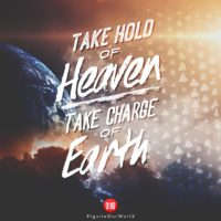 3:16 Church Inspirations - take hold of Heaven
