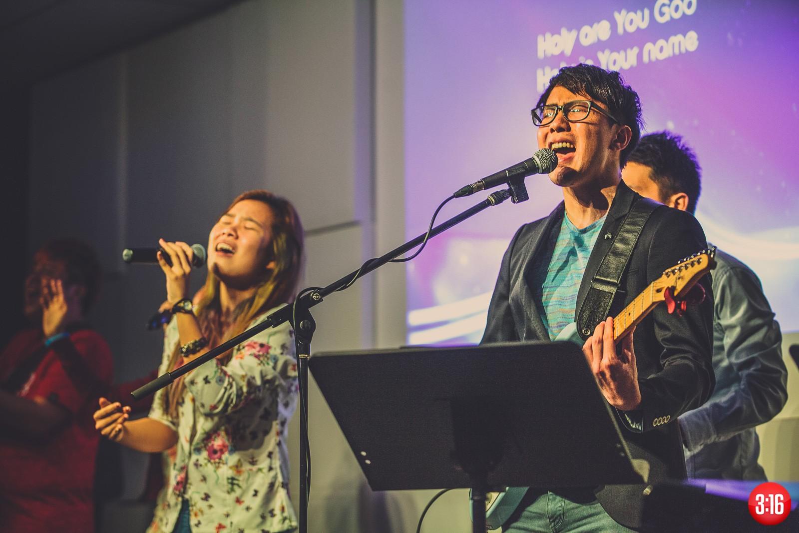 3:16 Church's Worship Experience