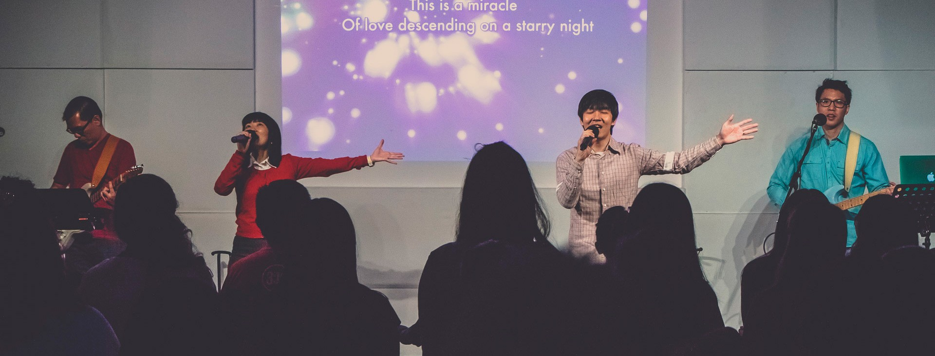 3:16 Church Singapore: This Is A Miracle