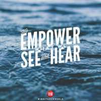 3:16 Church Singapore: We empower what we see and hear