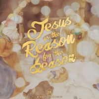 3:16 Church Singapore: Jesus is the reason for the season