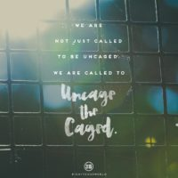 3:16 Church Singapore: Uncage The Caged