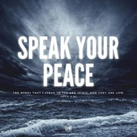 3:16 Church - Speak Your Peace