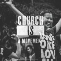 3:16 Church - Church Is A Movement