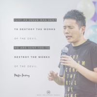 3:16 Church - Destroy the works of the devil - Pastor Jeremy