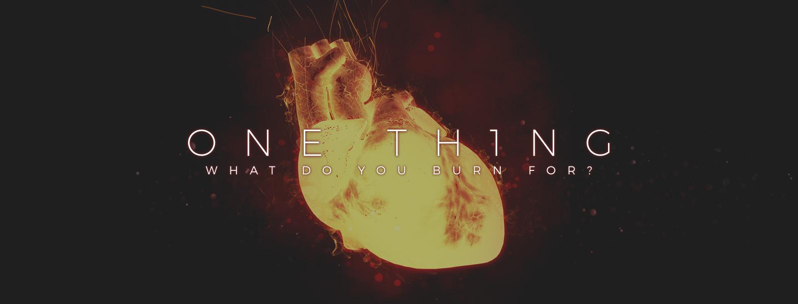 3:16 Church - One Thing