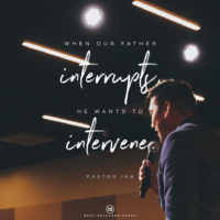 3:16 Church - When our Father Interrupts
