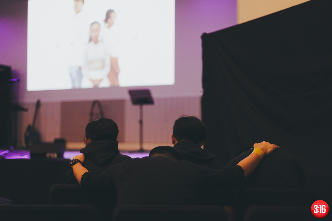 3:16 Church Good Friday 2017